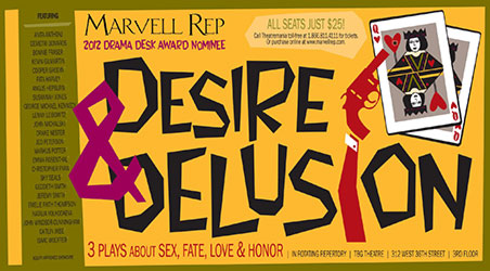 Marvell Rep Desire & Delusion
