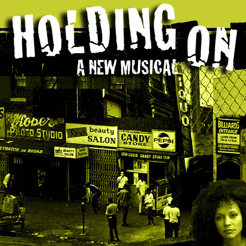 "Rita Joins The Cast Of ""Holding On: A New Musical"""