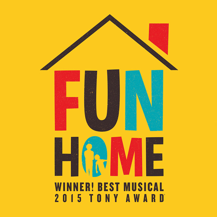 "New York Regional Premiere of ""Fun Home"" at White Plains Performing Arts Center"