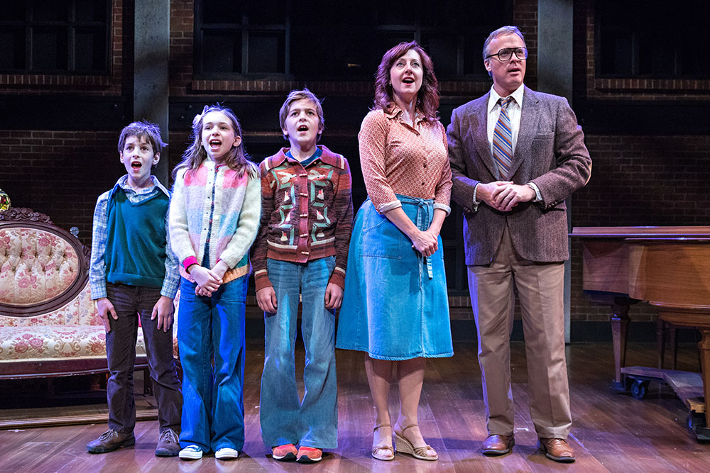 Fun Home at TheaterSquared